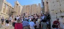 Μεγάλη αύξηση επισκεψιμότητας στα μουσεία...