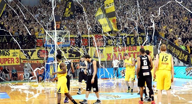Χωρίς Basket League το επόμενο Σ/Κ
