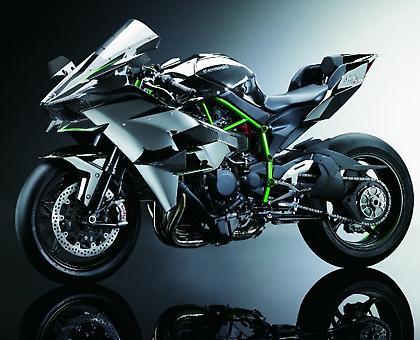 Kawasaki Ninja από 27.990 ευρώ