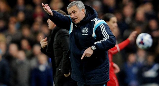Mourinho' s way…
