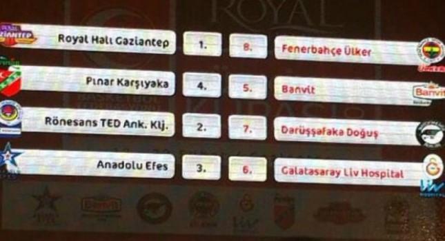 Εφές-Γαλατάσαραϊ στο τουρκικό Κύπελλο