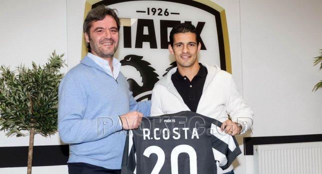 Στ' ασπρόμαυρα ο Ρικάρντο Κόστα!