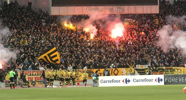 AEK - Κέρκυρα 1-0