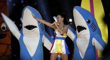 Το show στο ημίχρονο του Super Bowl (video)