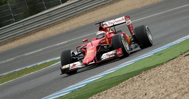 Πρώτη και με Κίμι η Ferrari