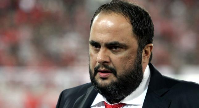 Μαρινάκης: «Δεν θα αφήσω την ομάδα να περάσει τα περσινά»