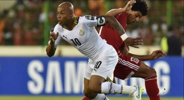 Στον τελικό με... χάος η Γκάνα (video)