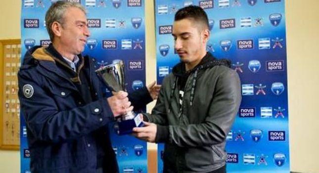 Βραβεύτηκε ο MVP Κοροβέσης