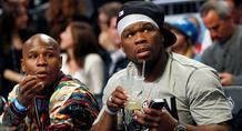 Όλα τα λεφτά… για Μεϊγουέδερ ο 50 Cent
