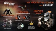 Η συλλεκτική έκδοση του Dying Light video game προσφέρει και... σπίτι!