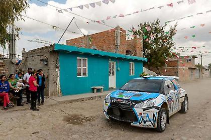 Επιτυχημένη η ελληνική συμμετοχή στο ράλι Μεξικού