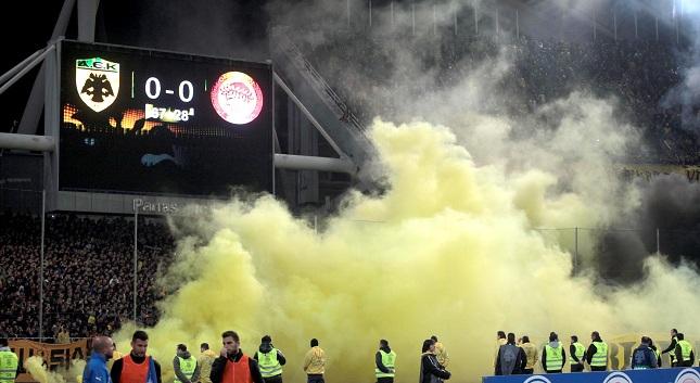 Επιβαρυντικό το φύλλο αγώνα για την ΑΕΚ