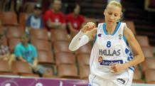 Καλτσίδου: «Θα είμαστε σκληρή ομάδα στο Ευρωμπάσκετ»