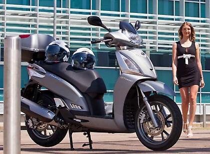 Ανανεωμένα Kymco People GTi 200 & 300 ABS