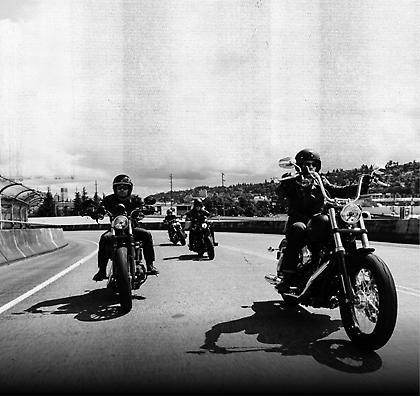 Δοκιμαστική οδήγηση Harley – Davidson σε Αθήνα - Θεσσαλονίκη