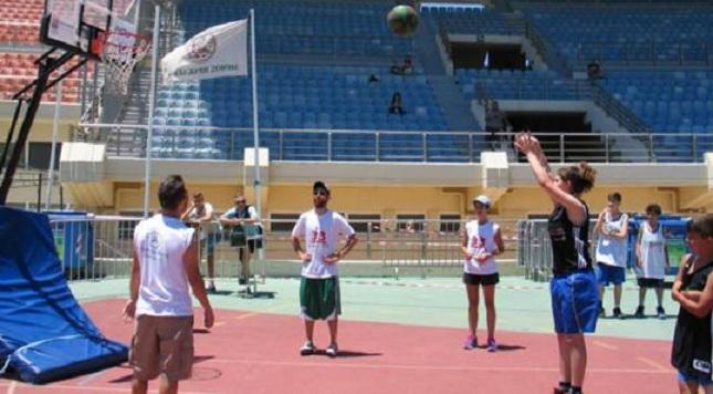Το μπάσκετ στέλνει μήνυμα σε όλη την Ελλάδα
