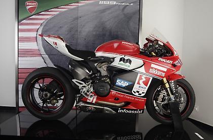 Με έναν αναβάτη φέτος η Kosmocar-EKO Ducati