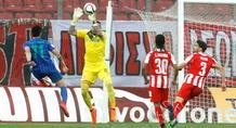 Ολυμπιακός - Λεβαδειακός 1-0 (Ημίχρονο)