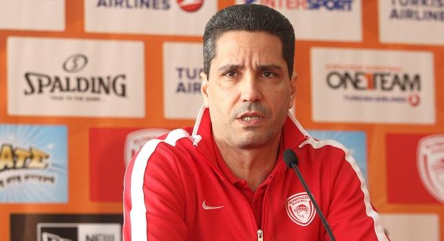 Σφαιρόπουλος: «Έχουμε ξεχάσει το 1-1»