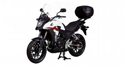 Πακέτα εξοπλισμού για τις Honda CB500X και NC750X / DCT