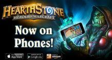 Και σε κινητά διαθέσιμο το Hearthstone