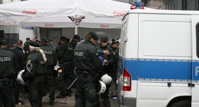 Επεισόδια και συλλήψεις στο Ντόρτμουντ-Άιντραχτ