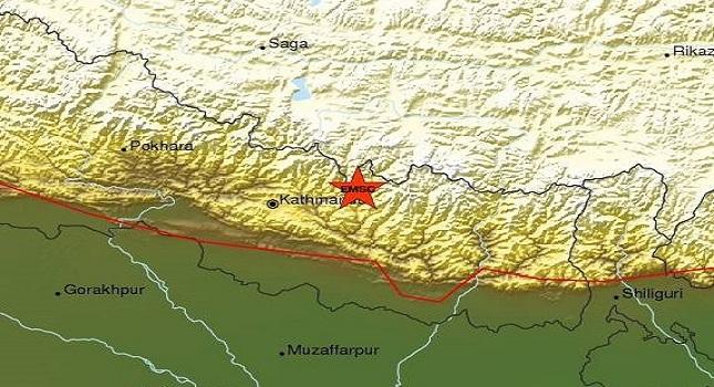 Ισχυρός μετασεισμός 6,7 Ρίχτερ στο Νεπάλ