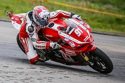 Δεύτερη θέση για αρχή η Kosmocar-ΕΚΟ Ducati