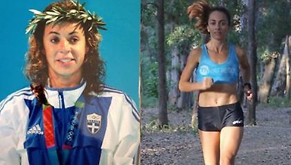 Μέλη του συλλόγου Ελλήνων Ολυμπιονικών στο 2ο Attika Run & Fun Grand Prix