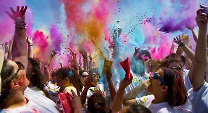 Ένας αγώνας όλο χρώμα! (video)