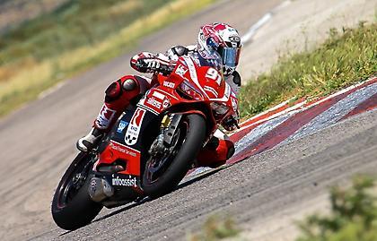Πρώτος στη βαθμολογία ο Πίππος με Ducati παρά την 3η θέση στα Μέγαρα