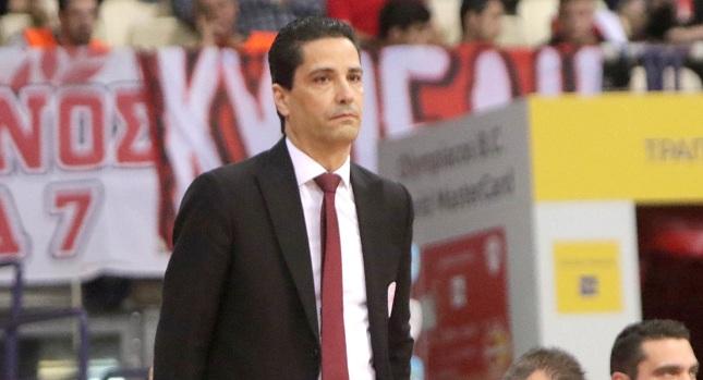 Σφαιρόπουλος: «Πιο σημαντική από τη νίκη η συγκέντρωση»