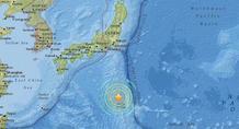 Σεισμός 7,8 Ρίχτερ ανοιχτά της Ιαπωνίας έγινε αισθητός μέχρι το Τόκιο