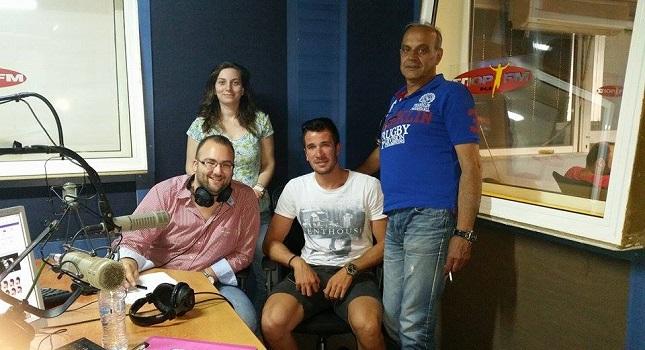 Αγγελόπουλος: «Στο Ρίο θα σταματήσω»