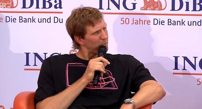 Νοβίτσκι: «Θα είμαι στο Ευρωμπάσκετ» (video)