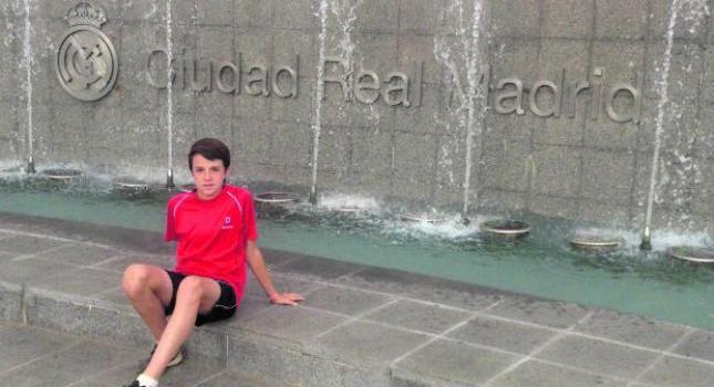 Δεκατριάχρονο παιδί-θαύμα στη Ρεάλ Μαδρίτης