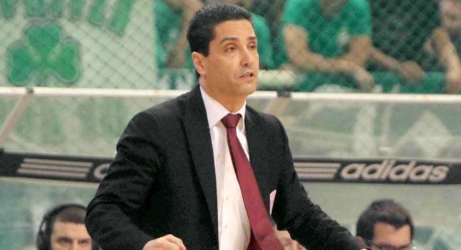 Σφαιρόπουλος: «Δεν θέλουμε να επαναλάβουμε τα ίδια λάθη»