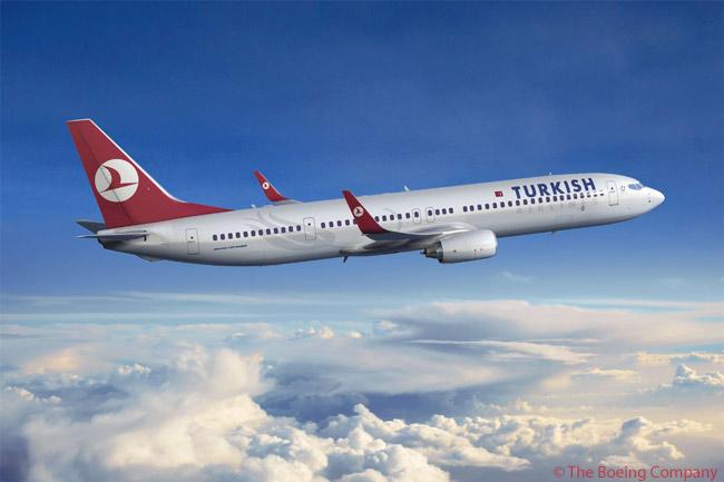 Συμφωνία Ηρακλή με Turkish Airlines