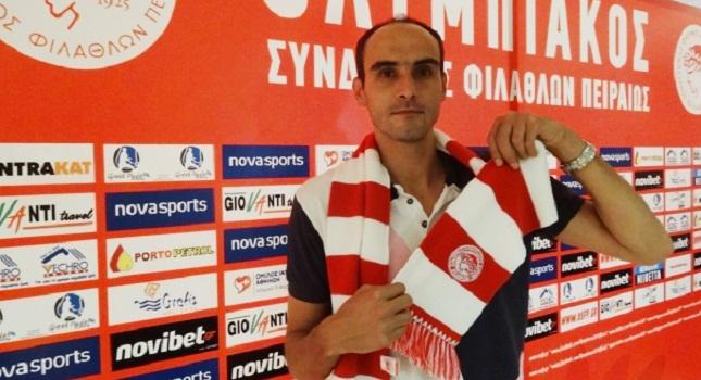 Ξανά στον Ολυμπιακό ο Σουλτανόπουλος!