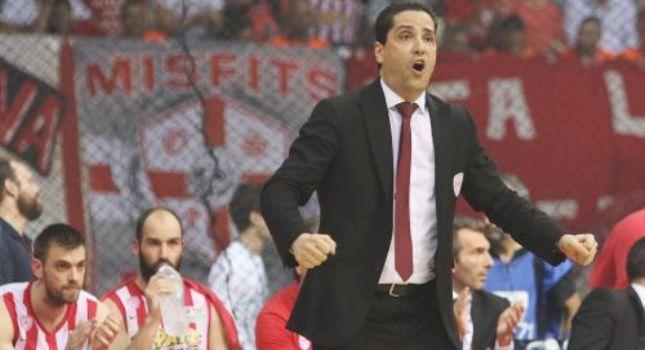 Σφαιρόπουλος: «Θέλουμε να κρατήσουμε τον ίδιο κορμό»