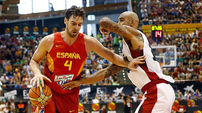Παρών στο Ευρωμπάσκετ ο Πάου Γκασόλ!