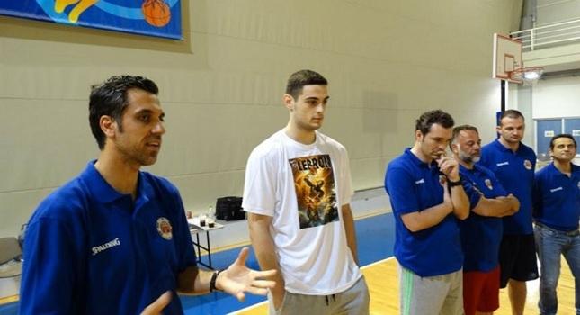 Στο Serbia Basketball Camp ο Παπαπέτρου