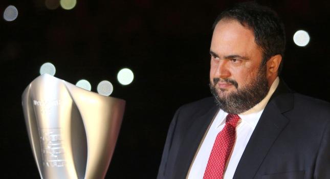 Μαρινάκης: «Παραμένω πρόεδρος»
