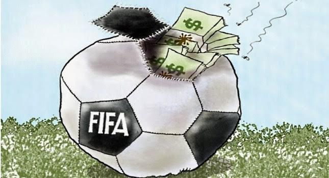 FIFA, UEFA και μούFA