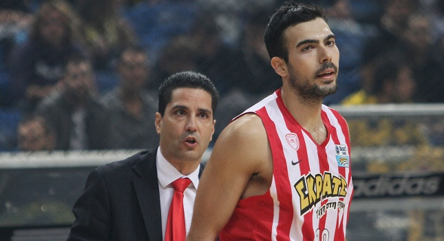 Σφαιρόπουλος: «Πολύ σημαντικός ο ρόλος του Σλούκα στην ομάδα»