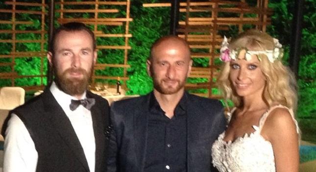 Παντρεύτηκε ο Αμανατίδης