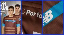 Οι εναλλακτικές φανέλες της Πόρτο (pics)