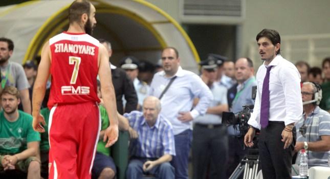 Σπανούλης: «Μου ζήτησε συγγνώμη ο Γιαννακόπουλος»