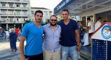 Ίλιτς και Αλβανός παρέα στο «Λουξ Cup»