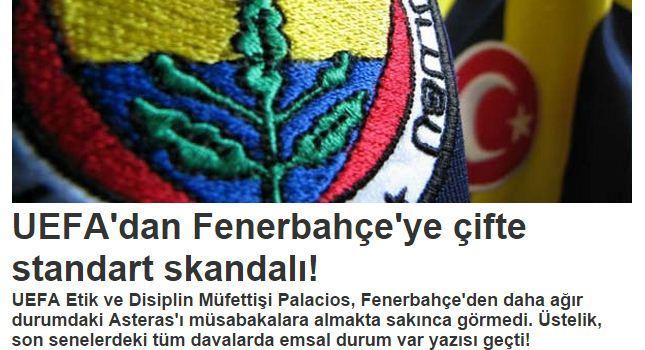 Τα «χώνουν» στην UEFA οι Τούρκοι